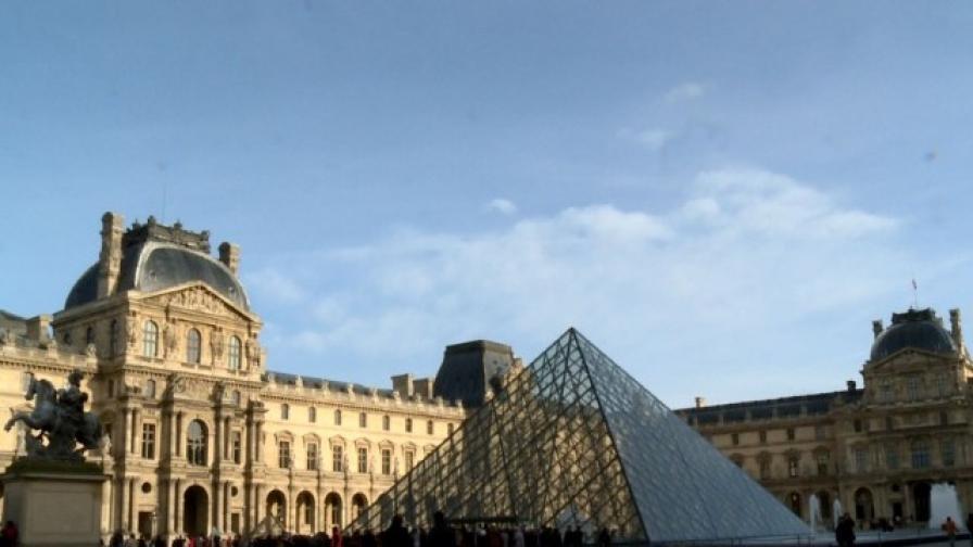 В Лувъра ще бъде открита зала с руско изкуство