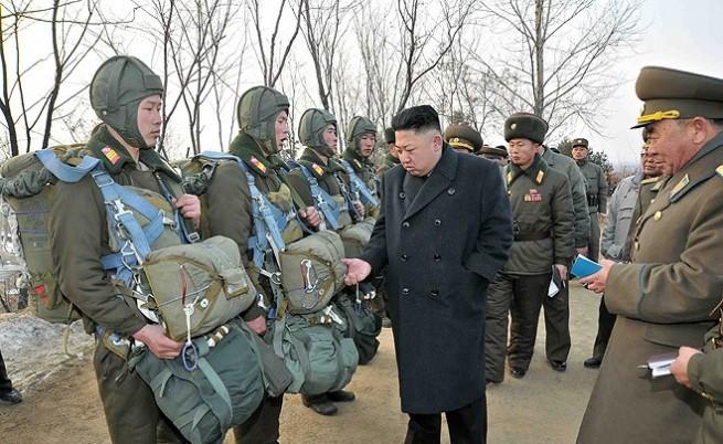 Обяви ли Северна Корея война на Юга?