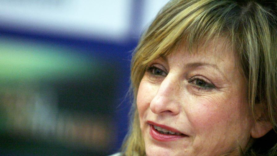 Социологът Мирослава Радева, директор на агенция МБМД.
