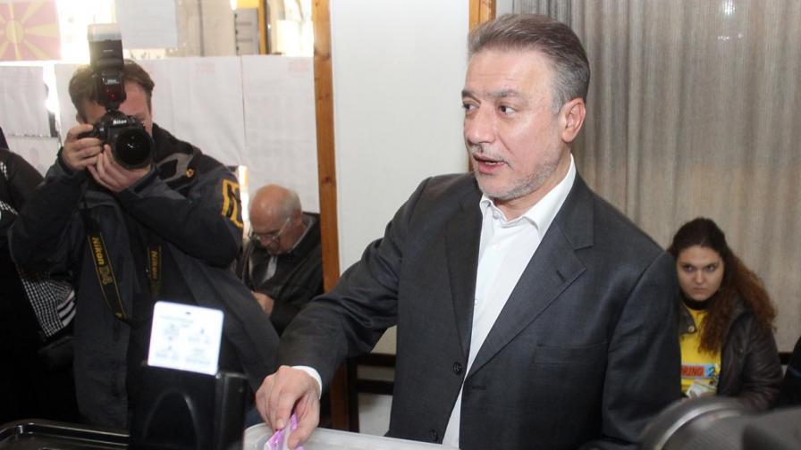 За българското гражданство на Бранко Цървенковски