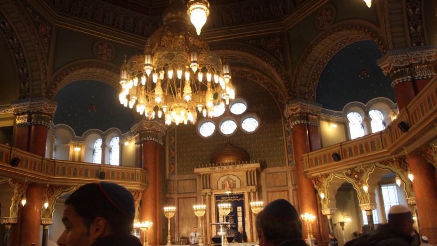 Ирански агент оглеждал синагогата в София