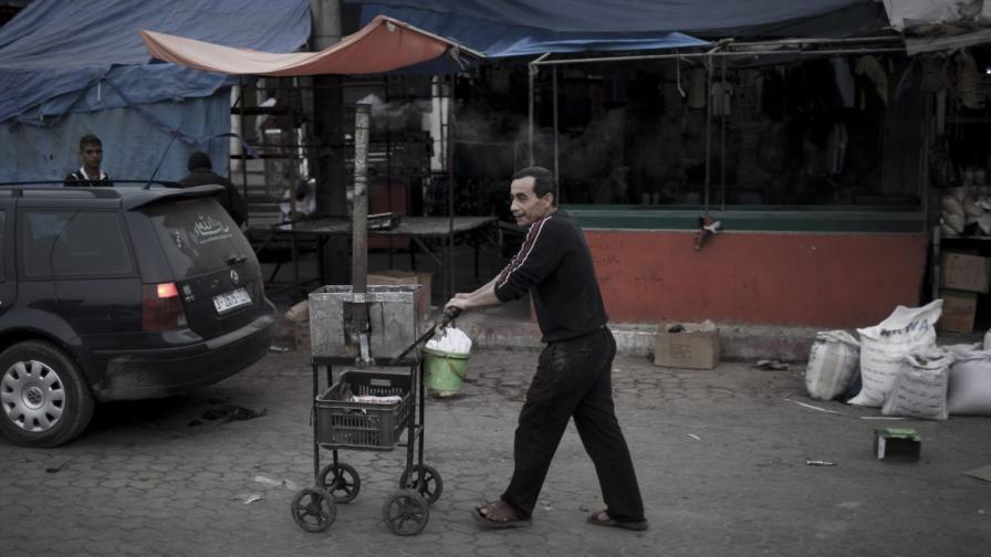 Израел нанесе въздушен удар по Газа