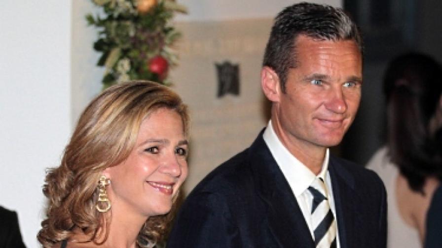 Дъщерята на испанския крал е сред заподозрените в разследване за корупция