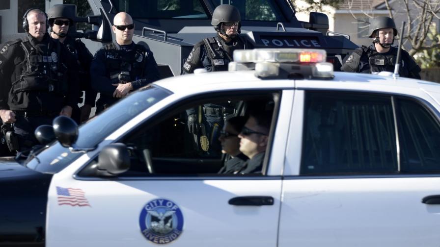"""Стрелба във """"Форт Нокс"""", един човек е убит"""