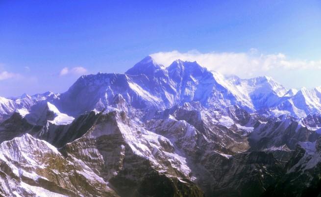 15-годишно момче със синдрома на Даун постави рекорд на в. Еверест