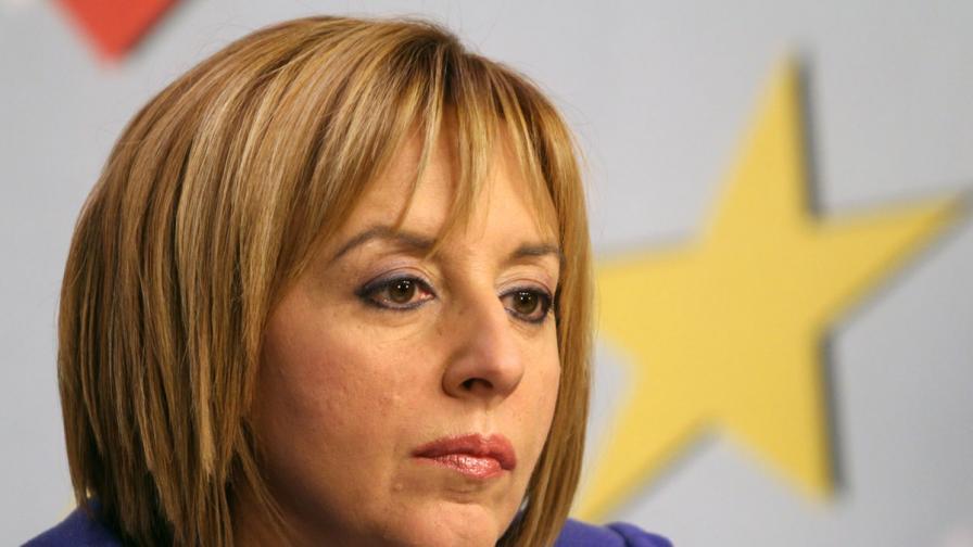 Мая Манолова: Кабинетът на ГЕРБ искал по 8 СРС-та на час