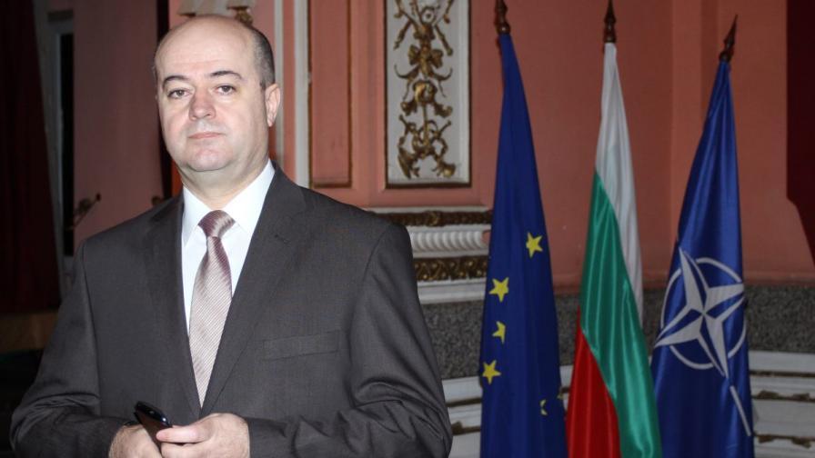 Борис Димитров - председател на Държавната комисия по сигурност на информацията (ДКСИ)