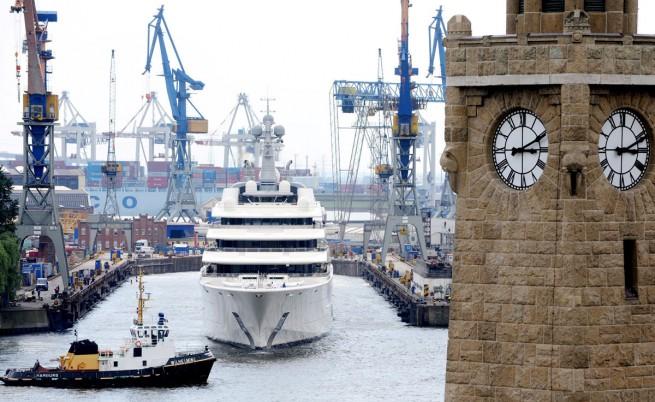 Най-скъпата яхта в света вече не е на Абрамович