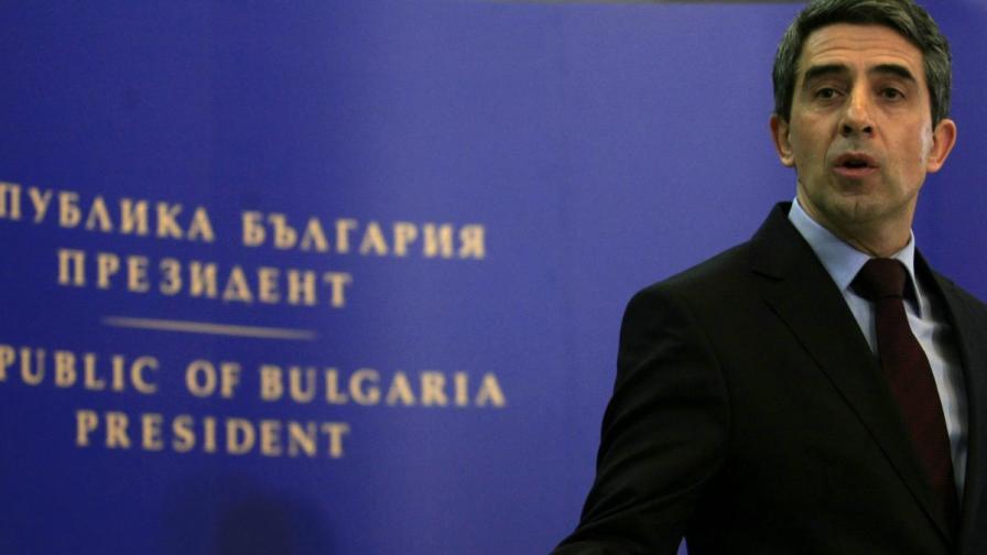 Плевнелиев: Не противопоставяйте социална политика и инфраструктура