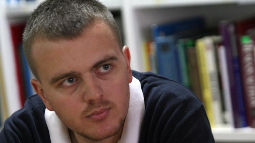 Петър Ганев - старши иконмист в Института за пазарна икономика