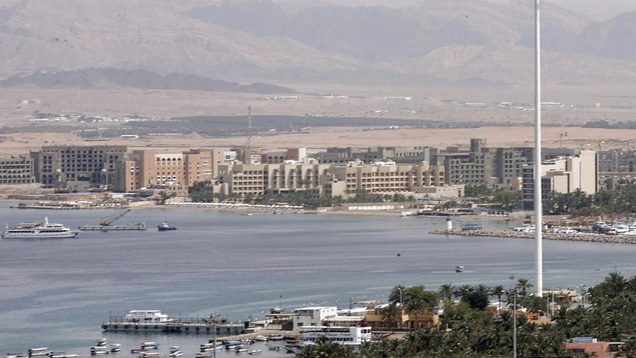 Ракети се взривиха в израелски и йордански курорти