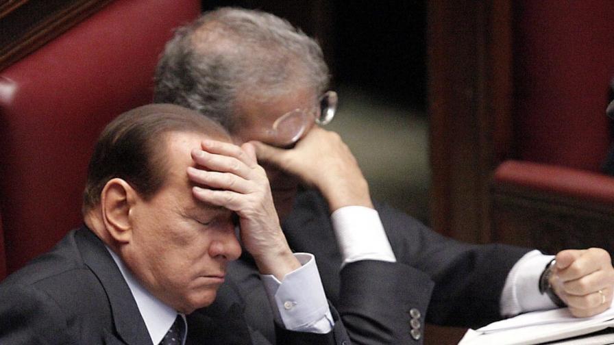 Гласуването за президент на Италия се превърна във фарс