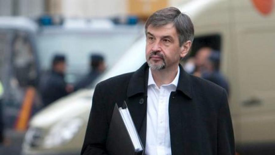 Български дипломат критикува британски националист