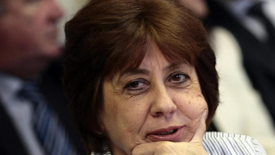Ренета Инджова: НСИ не може да се ползва само на ишлеме