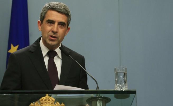 Плевнелиев: Неприемливо е на исканията на хората да се отговаря със СРС-та