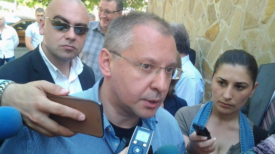 Сергей Станишев в Пловдив