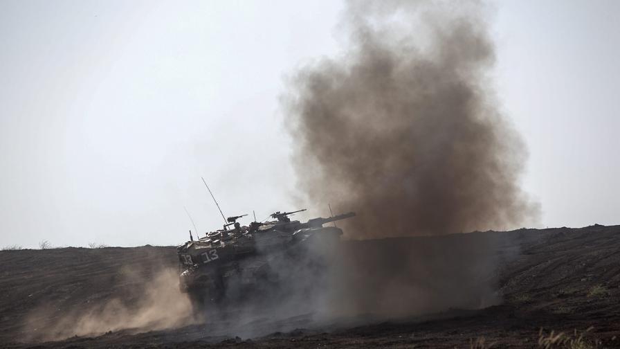 Няма категорични заключения за употреба на зарин в Сирия