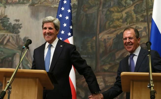 САЩ и Русия заедно уреждат конфликта в Сирия