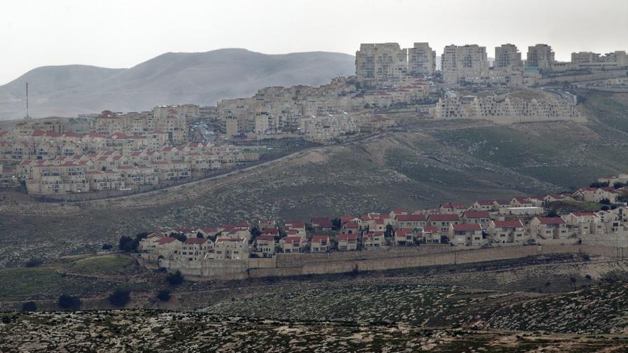Палестинците: Израел саботира мирния процес