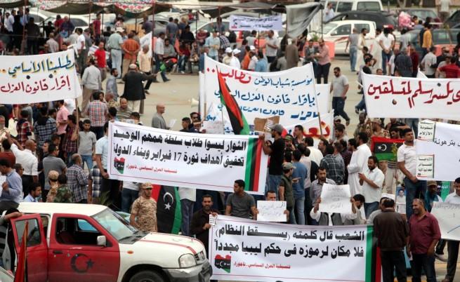 Нестабилност и експлозии в Либия
