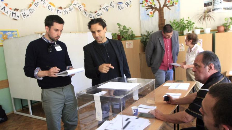 Наблюдателите: Изборите са легитимни