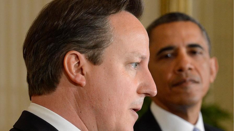 Камерън: Трябва да спрем клането в Сирия
