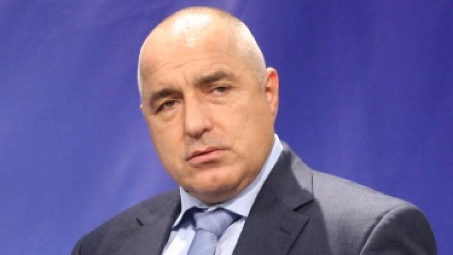 Бойко Борисов: Прокуратурата ни взе 5-6% от гласовете