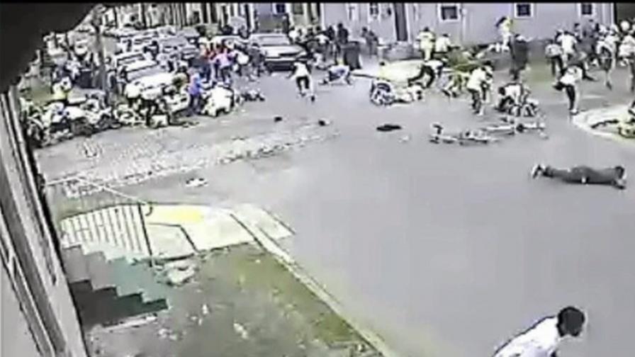 Задържаха втори заподозрян за стрелбата в Ню Орлиънс