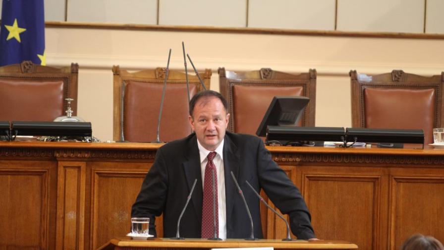 Миков: Готов съм да свикам извънредно заседание за кабинет Орешарски във вторник