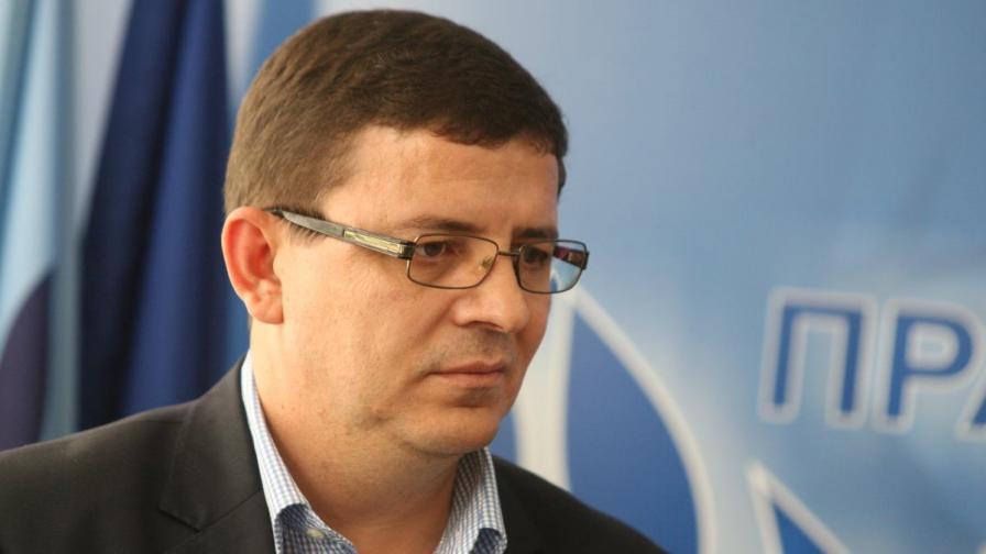 Рушен Риза - зам.- председател на ДПС и депутат от Добричкия регион