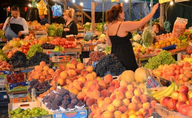 България на трето място по внос на плодове от Турция