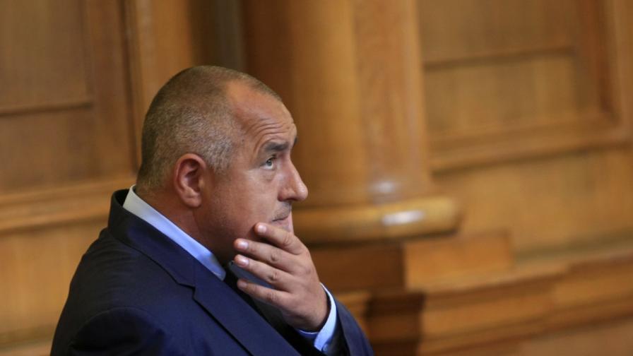 Борисов: Контрабандисти ни обвиняват в трафик