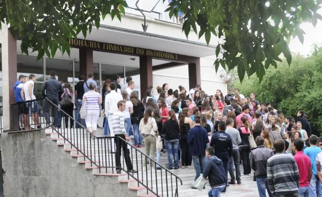 Излязоха оценките от държавните зрелостни изпити