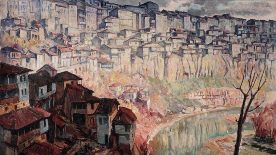 130 години от рождението на художника Борис Денев