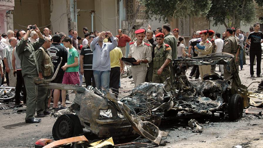 Жертвите на войната в Сирия са над 93 хил.
