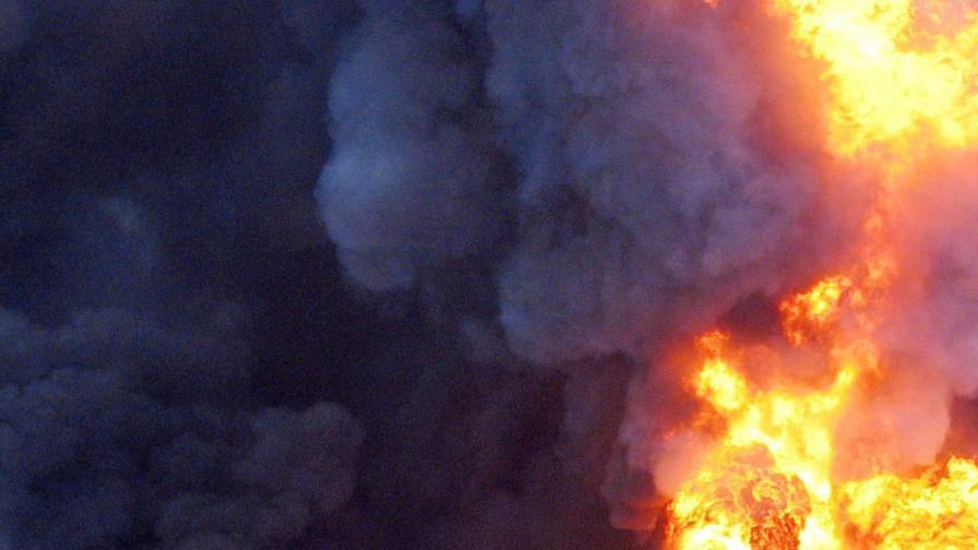 Още един взрив в Луизиана, този път в завод за торове