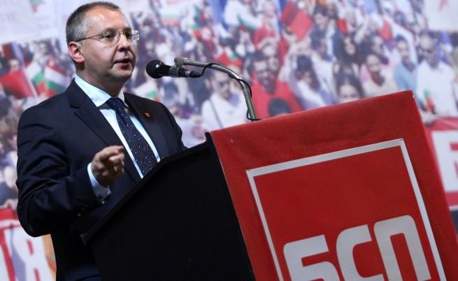 Сергей Станишев: Не смятам да подавам оставка