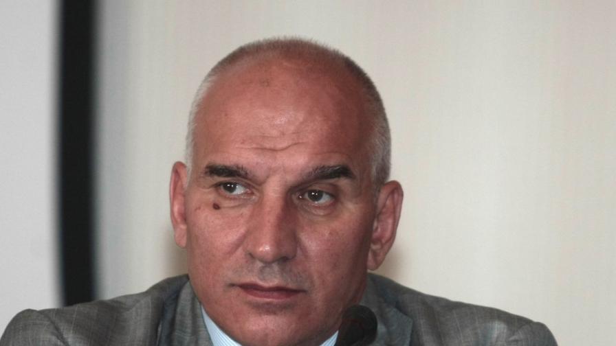 Хампарцумян за обира на банковия клон: Служителите са реагирали перфектно
