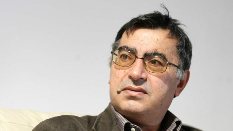 Живко Георгиев препоръчва програмно правителство за 1 година