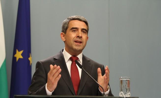 Президентът: България може да се гордее с толкова демократичен, симпатичен протест