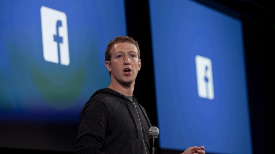 """Данни на 6 млн. потребители изтекли от """"Фейсбук"""""""