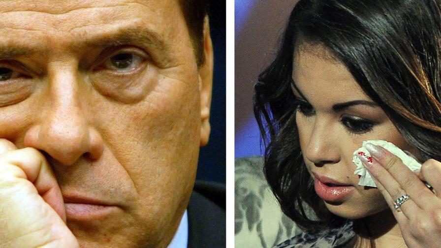 Берлускони осъден на 7 години затвор