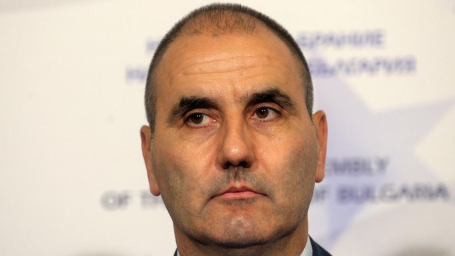Делото срещу Цветанов започва на 10 октомври