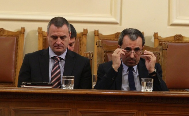 Йовчев: Правителството не е заложник на Сидеров