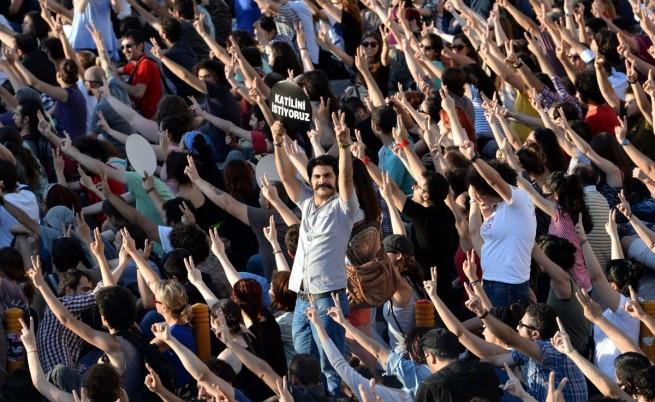 Ердоган иска парламентарно разследване на протестите в Турция