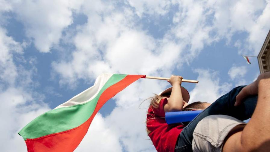 Хиляди протестират за 18-и ден в София