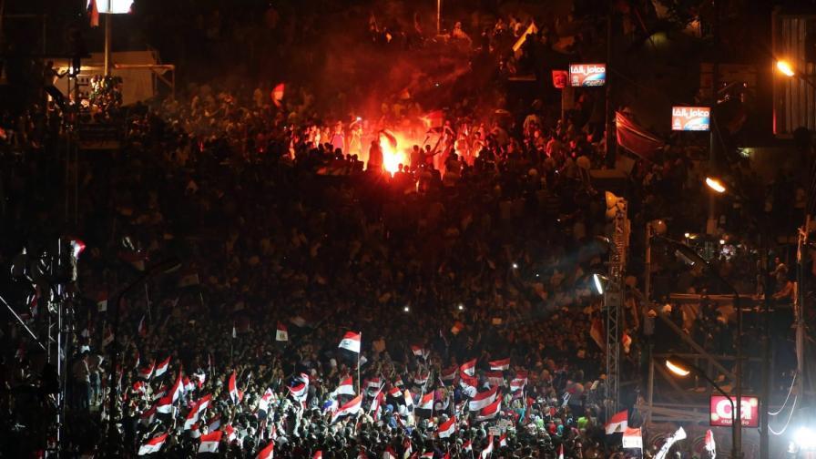 Египет на ръба на гражданска война