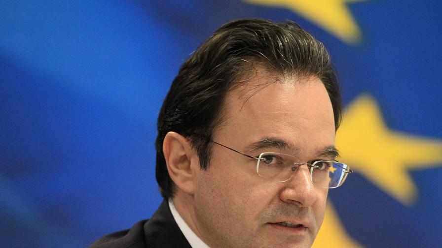 """Съдят бившия гръцки финансов министър заради """"списъка Лагард"""""""