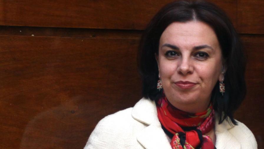 ВАС отмени уволнението на Мирослава Тодорова