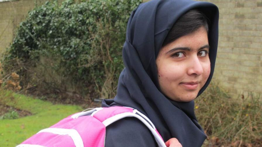 Талибански командир към Маляля: Ти си си виновна